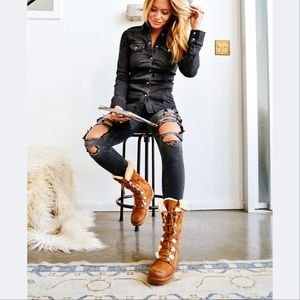 Mi.iM Fur Lined Boots NIB - SALE